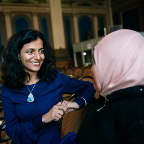 National Dialogues on Peace and mediation in Helsinki. © Lindén-Montes Photography / Felm