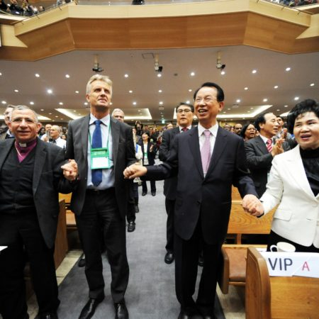 The 10th general assembly of WCC. South Korea. © Lindén-Montes Photography / World Council of Churches.