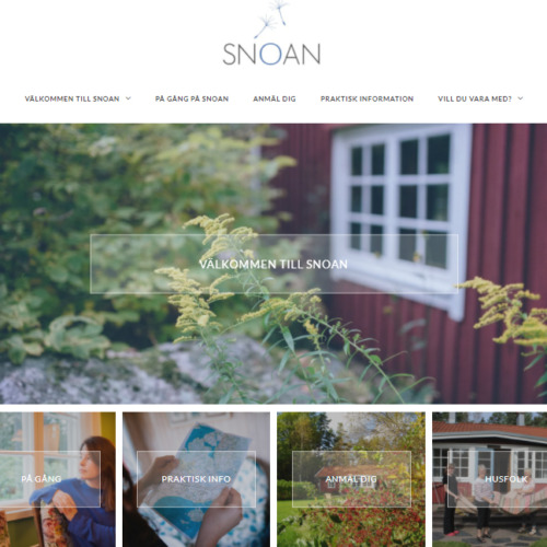 Visual storytelling for the retreat Snoan